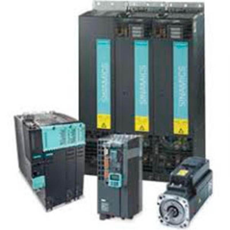 Manutenção Drive Siemens