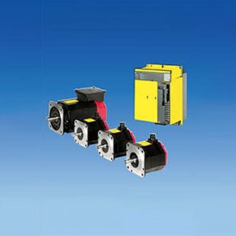 Reparo Motores Fanuc Conjunto Residencial Butantã - Conserto Servo Motor Parvex