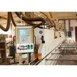 automação de usinagem Alphaville Industrial