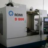 orçar com assistencia máquina cnc romi Água Branca